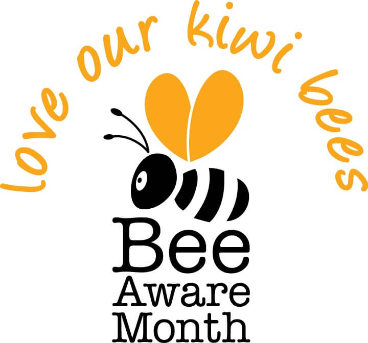 Bee-Aware-Month-Logo